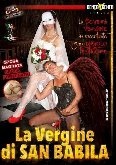 La Vergine di San Babila Cover
