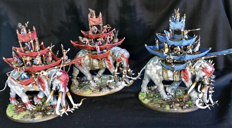 Sauron et ses 10 Armées - L' Armée de L'Immortel 4xym2uh8