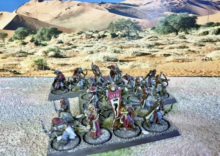 Sauron et ses 10 Armées - L' Armée de L'Immortel E7brz94f