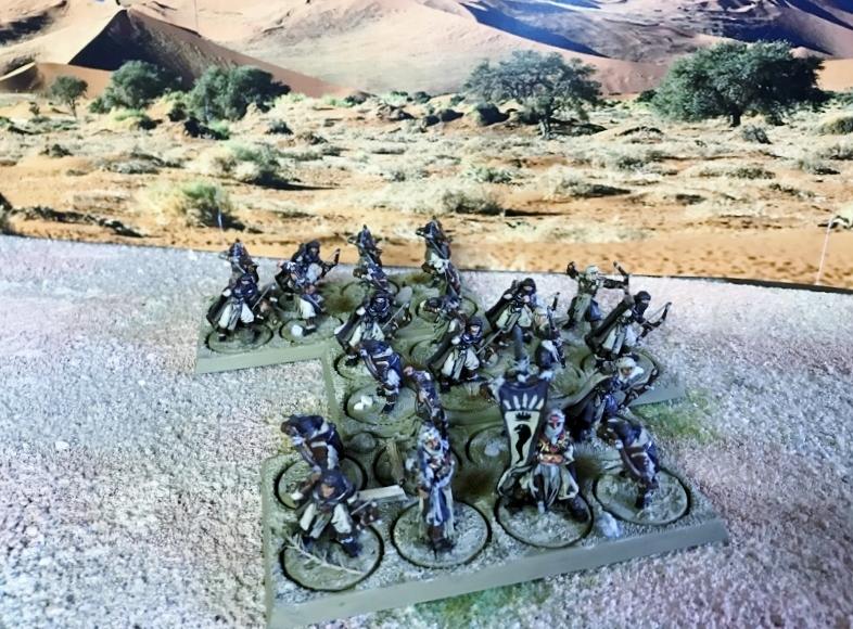 Sauron et ses 10 Armées - L' Armée de L'Immortel Jh6nsncl