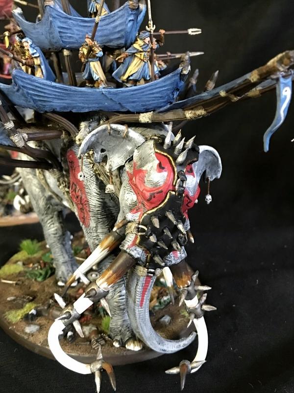 Sauron et ses 10 Armées - L' Armée de L'Immortel O2ibqeu5