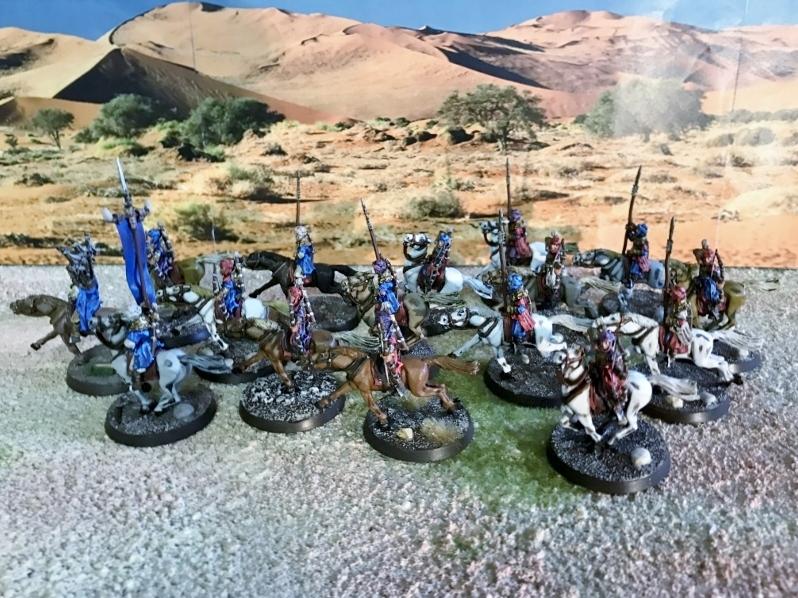 Sauron et ses 10 Armées - L' Armée de L'Immortel Vuxjeobe