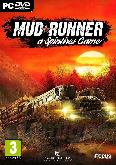 Re: Spintires: MudRunner (2017)