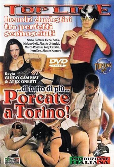 Porcate a Torino Cover