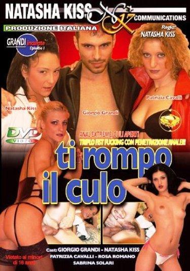 Ti Rompo Il Culo  Cover