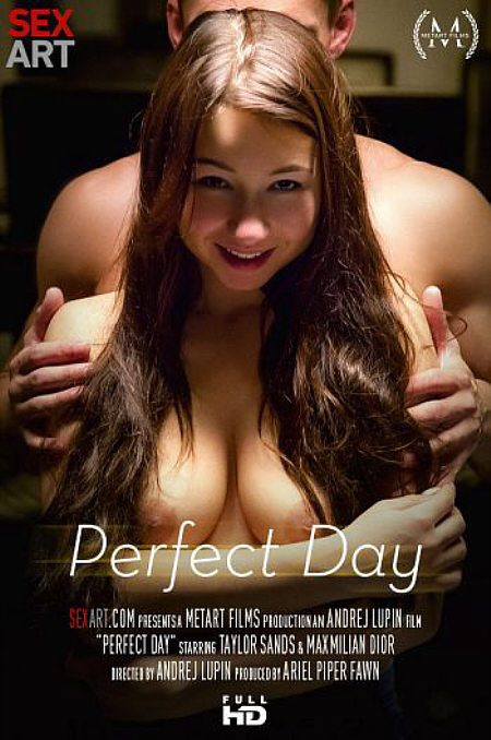 SexArt Taylor Sands - Perfect Day Cover
