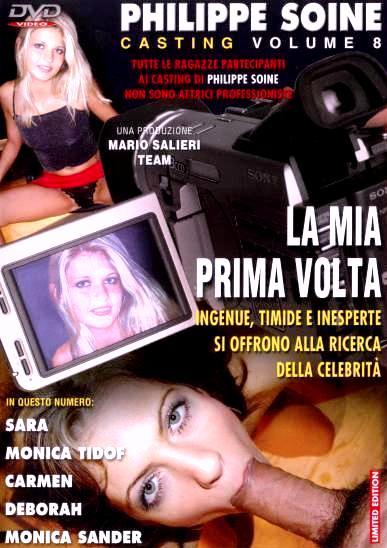 La Mia Prima Volta 8  Cover