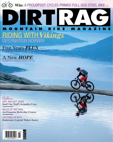 Dirt Rag Issue 202 2017