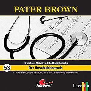Pater Brown Folge 53 Der Unschuldsbeweis