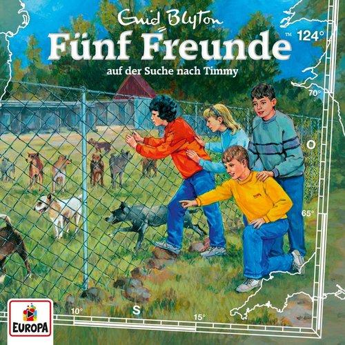 Fuenf Freunde Folge 124 Auf der Suche Nach Timmy
