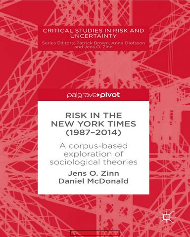 : Risk in The New York Times 1987 2014 A corpus based exploration of