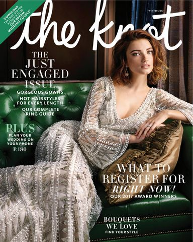 : The Knot Weddings Winter 2017 2018
