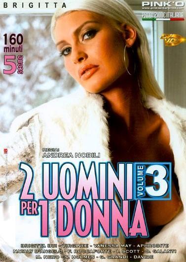 2 Uomini per 1 Donna 3  Cover