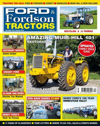 : Ford und Fordson 12 01 2018