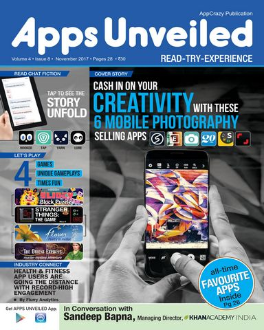 : Apps Unveiled November 2017