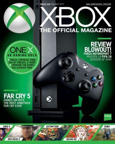 : Official Xbox Magazine Usa 01 2018