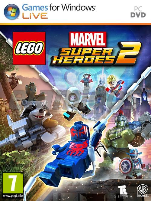 Re: LEGO Marvel Super Heroes 2 (2017)