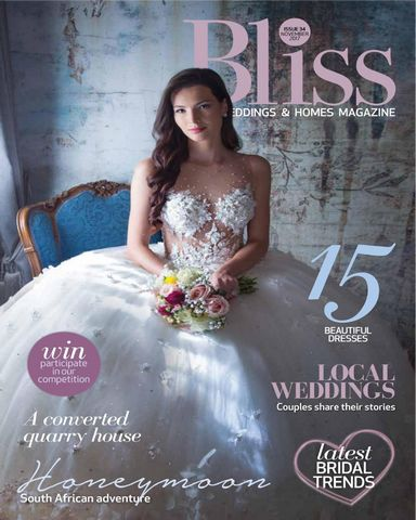 : Bliss Weddings und Homes 11 2017
