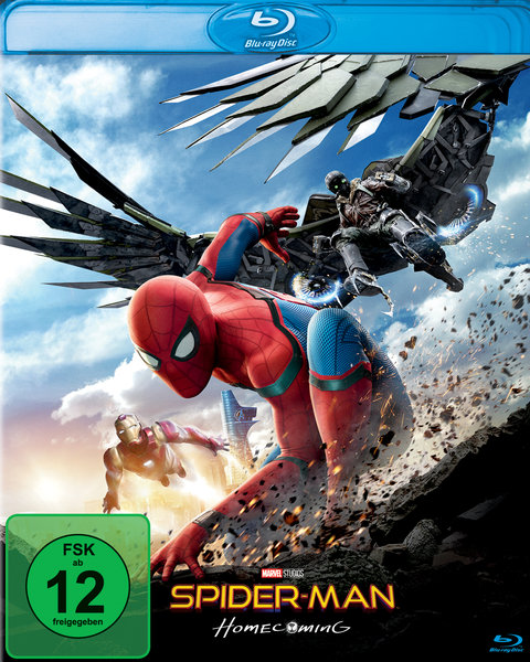 : Spider Man Homecoming 2017 Bdrip Ac3D 5 1 German x264 Ps