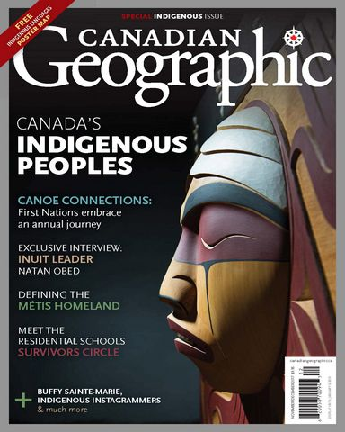 : Canadian Geographic 11 2017