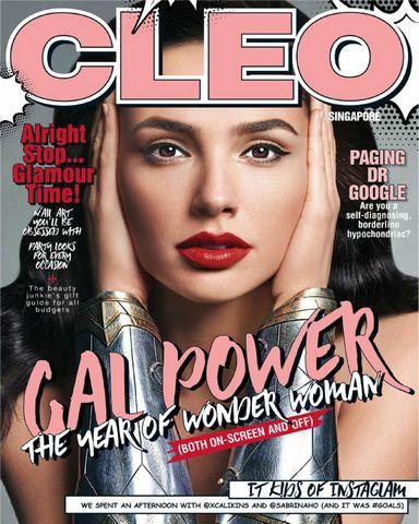 : Cleo Singapore December 2017