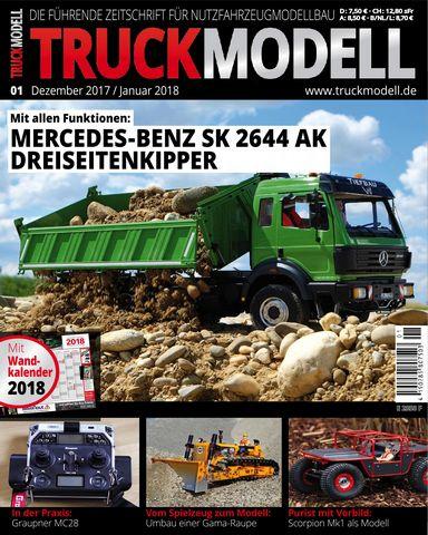 : Truckmodell 2017 6ausgabe