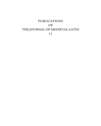 : Teaching and Learning in Medieval Europe