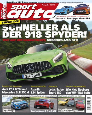 : Sport Auto 2017 11ausgabe