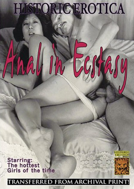 Anal in Ecstasy Cover