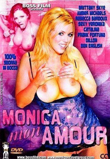 Monica mon Amour Cover