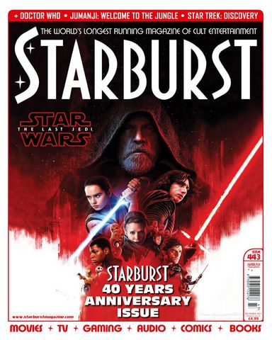Starburst 12 2017
