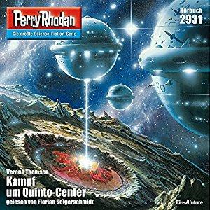 Perry Rhodan Band 2931 Kampf um Quinto Center