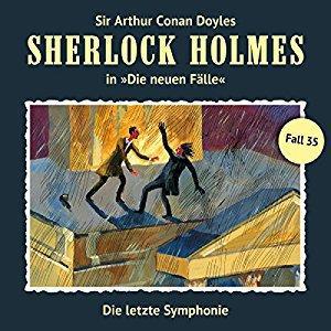 Sherlock Holmes Die neuen Faelle Folge 35 Die Letzte Symphonie