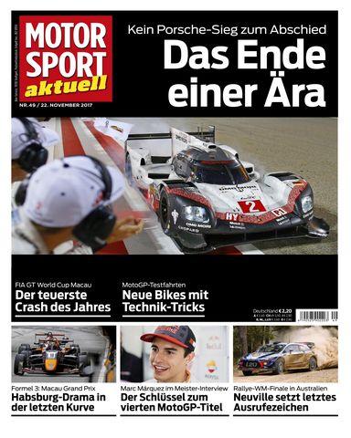 Motorsport.Aktuell.N49.22.11.2017