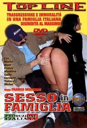 Sesso in Famiglia (TopLine)  Cover
