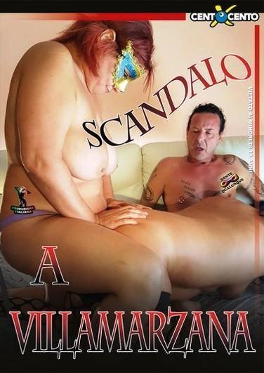 Scandalo a Villamarzana (2017)  Cover