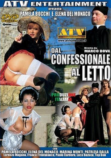 Dal Confessionale Al Letto  Cover