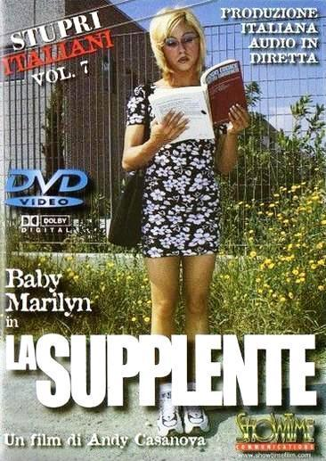 Stupri Italiani 7 La Supplente Cover