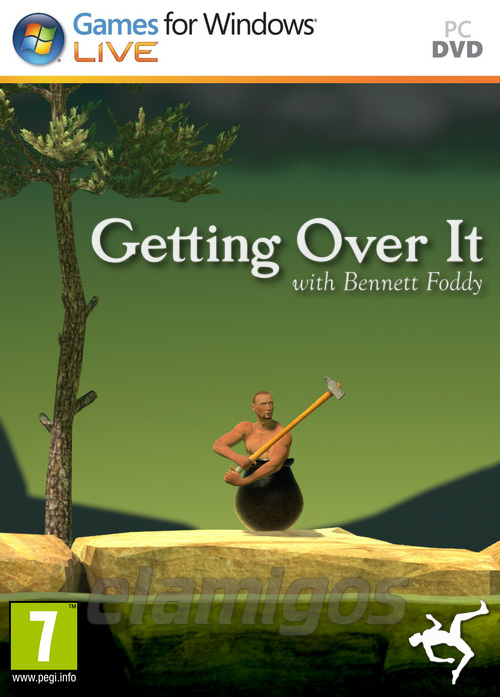 Re: Getting Over It with Bennett Foddy (2017)