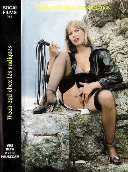 Week end obscene chez les Sadiques -1980- Cover