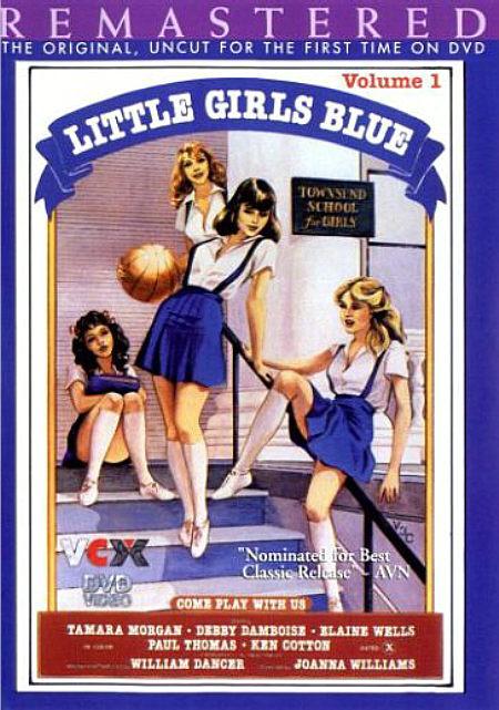 Little Girls Blue -1977- Cover