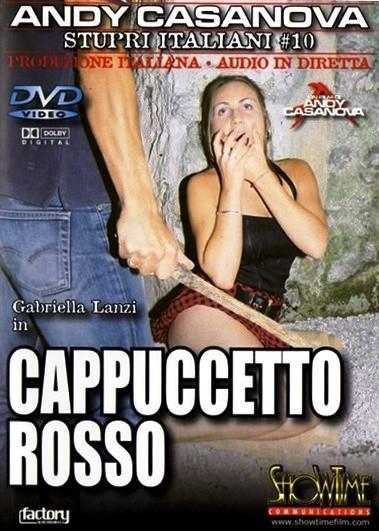Stupri Italiani 10 Cappuccetto Rosso Cover