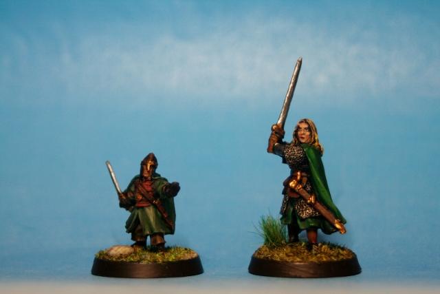 Aragorn et les 5 Armées - Armée de Mirkwood Update 3uzixpjv