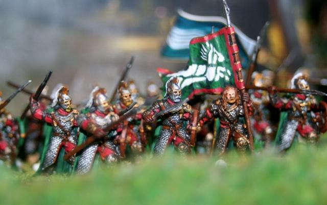 Aragorn et les 5 Armées - Armée de Mirkwood Update 46b497vo