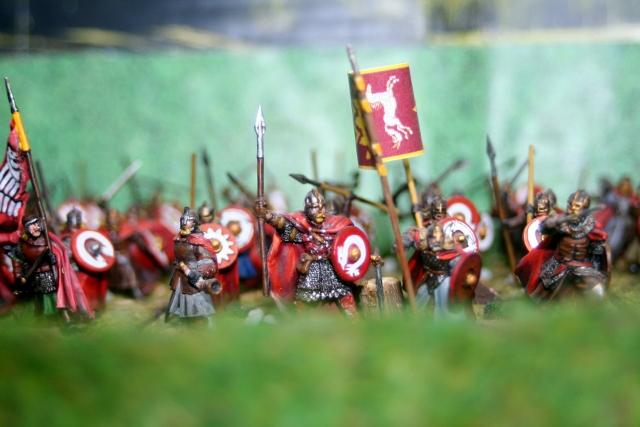 Aragorn et les 5 Armées - Armée de Mirkwood Update 4itznruj