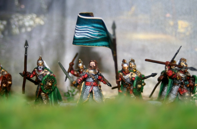 Aragorn et les 5 Armées - Armée de Mirkwood Update 7xt5uqts