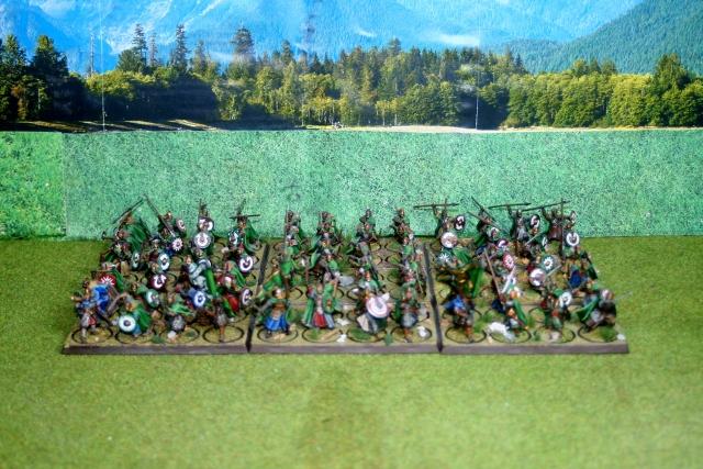 Aragorn et les 5 Armées - Armée de Mirkwood Update 86eakgvd