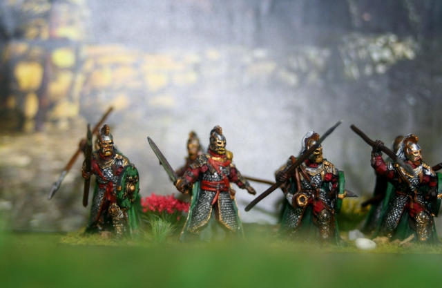 Aragorn et les 5 Armées - Armée de Mirkwood Update Icvepmdg