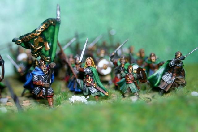 Aragorn et les 5 Armées - Armée de Mirkwood Update Izuu958r