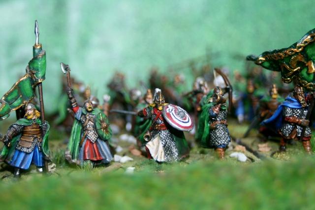 Aragorn et les 5 Armées - Armée de Mirkwood Update R3tibx5i